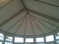 Insulated Conservatory Roofing (Installed 05)