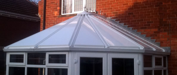 Enjoy A Warmer Conservatory in the Winter