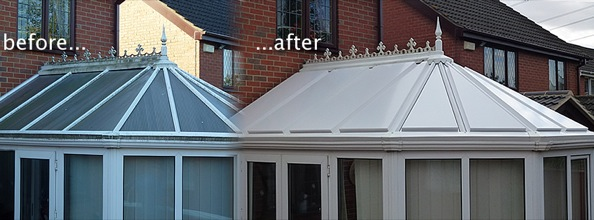 Insulated Conservatory Roofing Systems Wirral Merseyside Thermotec Roofing Systems